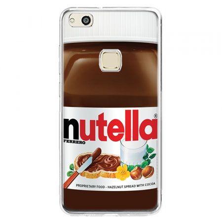 Etui na telefon Huawei P10 Lite - Nutella czekolada słoik