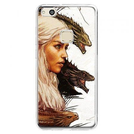 Etui na telefon Huawei P10 Lite - Gra o Tron Daenerys Targaryen