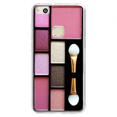 Etui na telefon Huawei P10 Lite - zestaw do makijażu