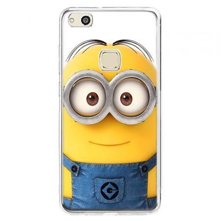 Etui na telefon Huawei P10 Lite - minion