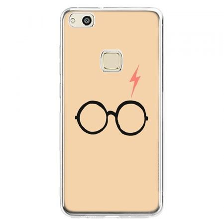 Etui na telefon Huawei P10 Lite - Harry Potter okulary