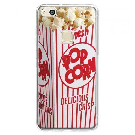 Etui na telefon Huawei P10 Lite - Pop Corn