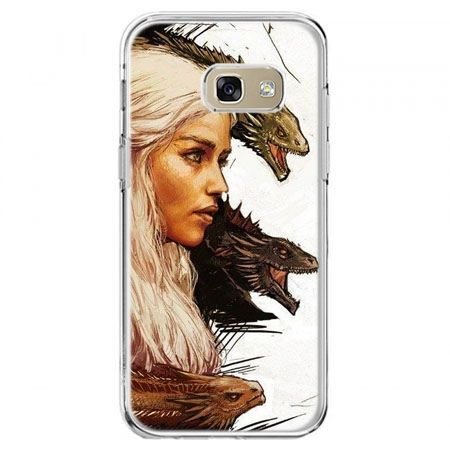 Etui na telefon Galaxy A5 2017 - Gra o Tron Daenerys Targaryen