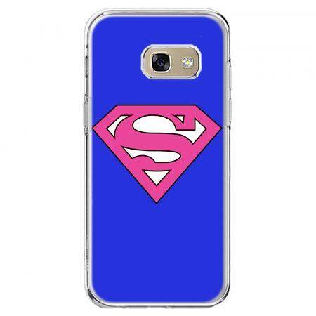 Etui na telefon Galaxy A5 2017 - Supergirl