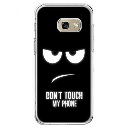 Etui na telefon Galaxy A5 2017 - Don`t touch my phone
