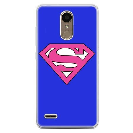 Etui na telefon LG K10 2017 - Supergirl