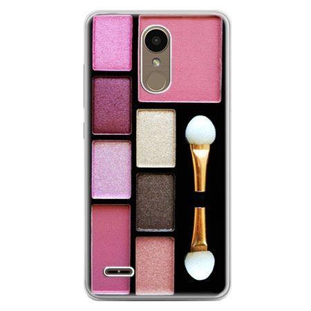 Etui na telefon LG K10 2017 - zestaw do makijażu