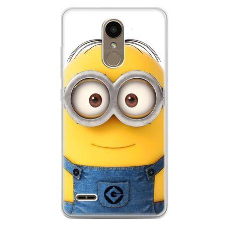 Etui na telefon LG K10 2017 - minion