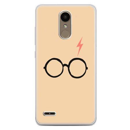 Etui na telefon LG K10 2017 - Harry Potter okulary