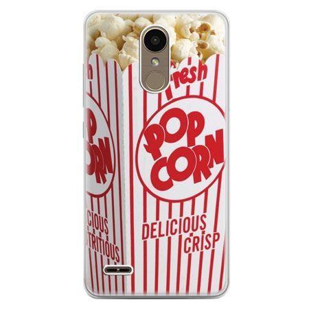Etui na telefon LG K10 2017 - Pop Corn