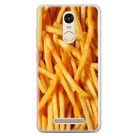 Etui na telefon Xiaomi Redmi Note 3 - frytki