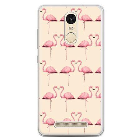 Etui na telefon Xiaomi Redmi Note 3 - flamingi