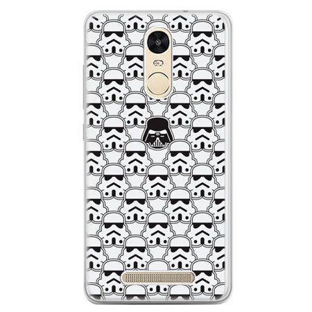 Etui na telefon Xiaomi Redmi Note 3 - Gwiezdne wojny klony