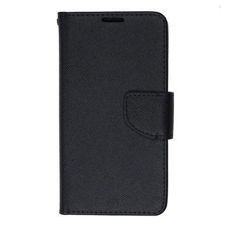 Etui na Galaxy A5 2017 Fancy Wallet - czarny.