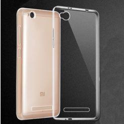 Etui na Xiaomi Redmi 4A silikonowe crystal case - bezbarwne.
