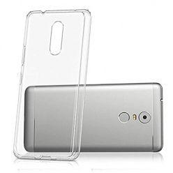 Etui na Xiaomi Redmi Note 4 silikonowe crystal case - bezbarwne.
