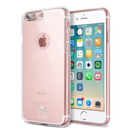 Goospery iPhone 7 Plus etui silikonowe crystal case - bezbarwne. PROMOCJA!!!