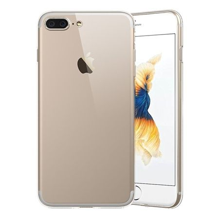 Devia iPhone 7 Plus etui silikonowe crystal case - bezbarwne. PROMOCJA!!!