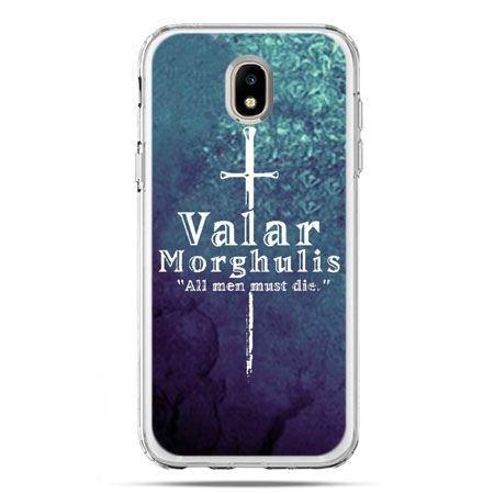 Etui na telefon Galaxy J5 2017 - Valar morghulis