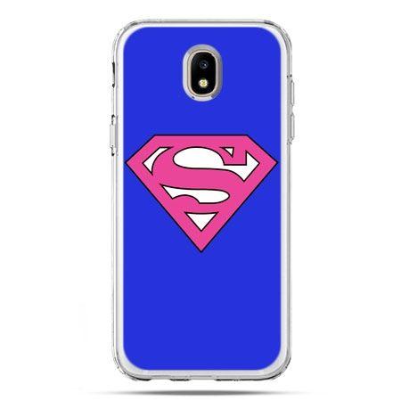 Etui na telefon Galaxy J5 2017 - Supergirl
