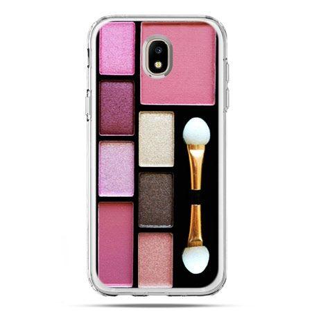 Etui na telefon Galaxy J5 2017 - zestaw do makijażu