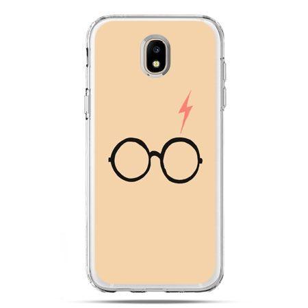 Etui na telefon Galaxy J5 2017 - Harry Potter okulary