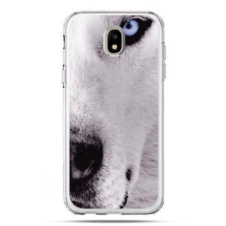 Etui na telefon Galaxy J5 2017 - wilk
