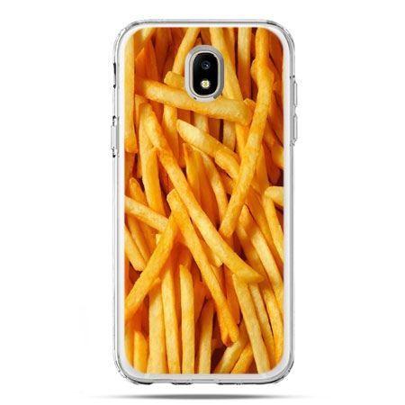 Etui na telefon Galaxy J5 2017 - frytki