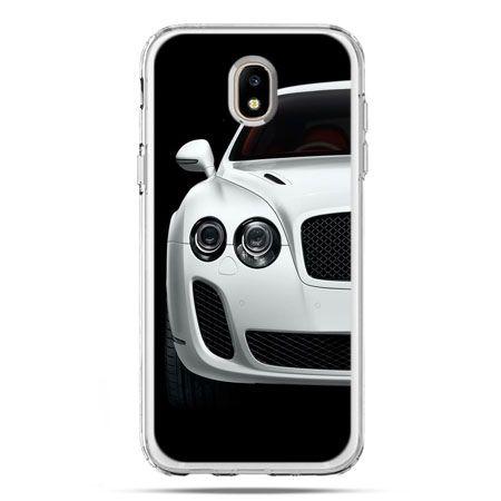 Etui na telefon Galaxy J5 2017 - samochód Bentley