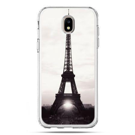Etui na telefon Galaxy J5 2017 - Wieża Eiffla