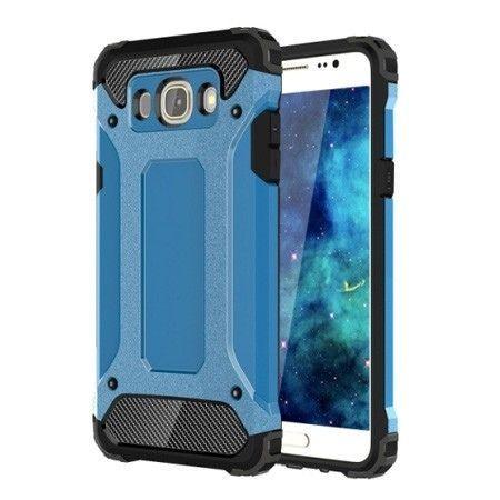 Pancerne etui na Samsung Galaxy J7 2016r - Niebieski