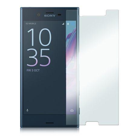 Sony Xperia XZ folia ochronna poliwęglan na ekran.