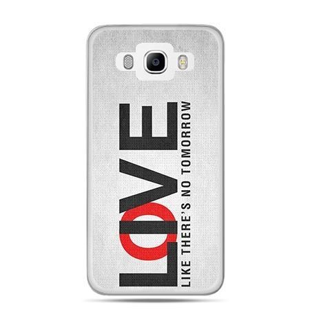 Etui na Galaxy J5 (2016r) LOVE LIVE - PROMOCJA !