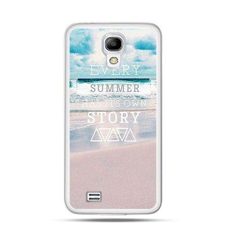 Etui Summer Has its own story Samsung S4 obudowa - PROMOCJA !