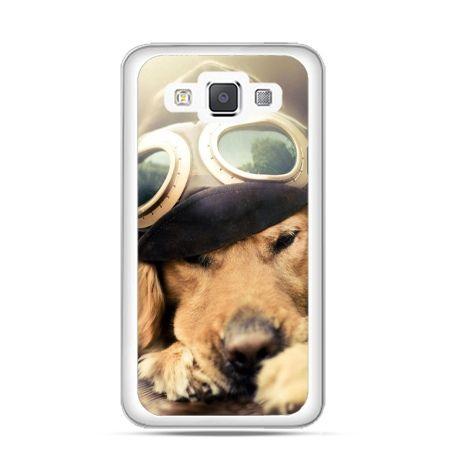 Etui na Galaxy A5 Pies w okularach - PROMOCJA !