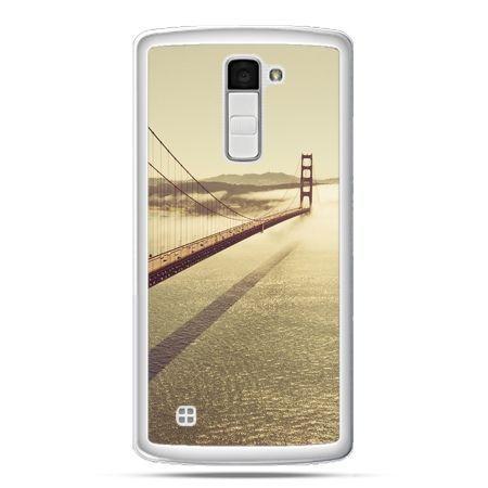 Etui na telefon LG K10 Goldengate - PROMOCJA !