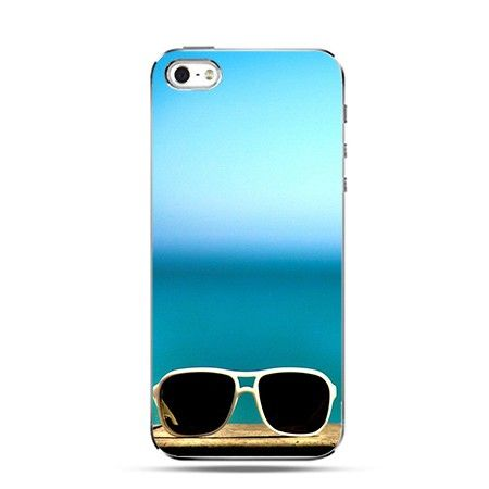 Etui na iPhone 4s / 4 - okulary wakacyjne - PROMOCJA !