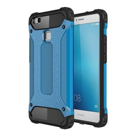Pancerne etui na Huawei P9 Lite - Niebieski.