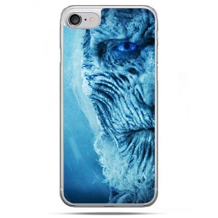 Etui na telefon iPhone 8 - Gra o Tron White Walker