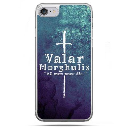 Etui na telefon iPhone 8 - Valar morghulis