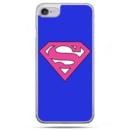 Etui na telefon iPhone 8 - Supergirl