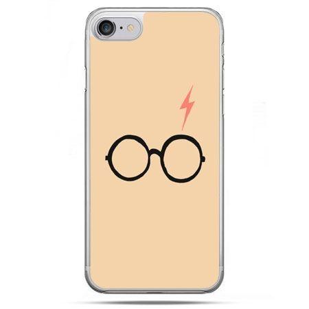 Etui na telefon iPhone 8 - Harry Potter okulary