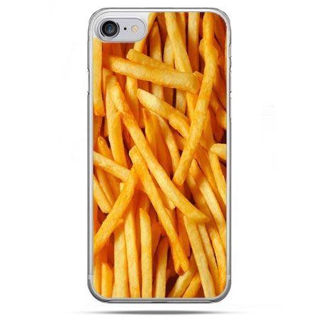 Etui na telefon iPhone 8 - frytki