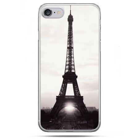 Etui na telefon iPhone 8 - Wieża Eiffla