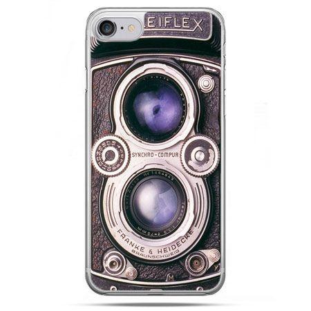 Etui na telefon iPhone 8 - aparat Rolleiflex