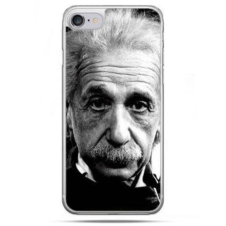 Etui na telefon iPhone 8 - Albert Einstein