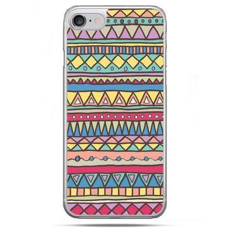 Etui na telefon iPhone 8 - Azteckie wzory