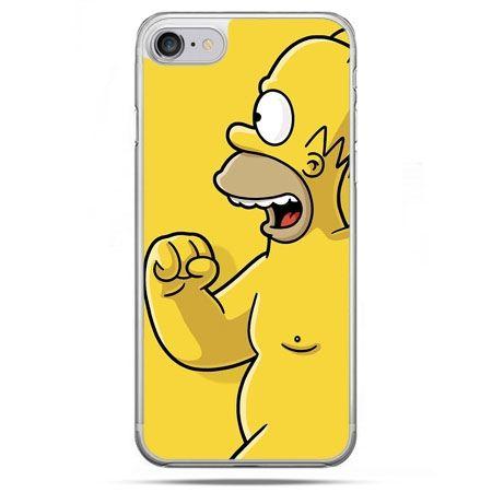 Etui na telefon iPhone 8 - Homer Simpson