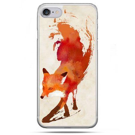 Etui na telefon iPhone 8 - lis watercolor