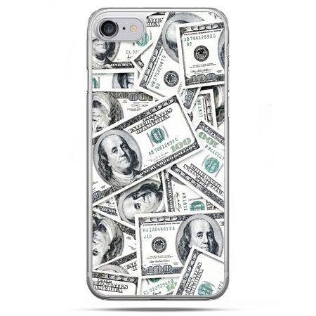 Etui na telefon iPhone 8 - dolary banknoty